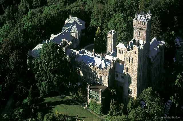 Castle on the Hudson - Tarrytown, NY