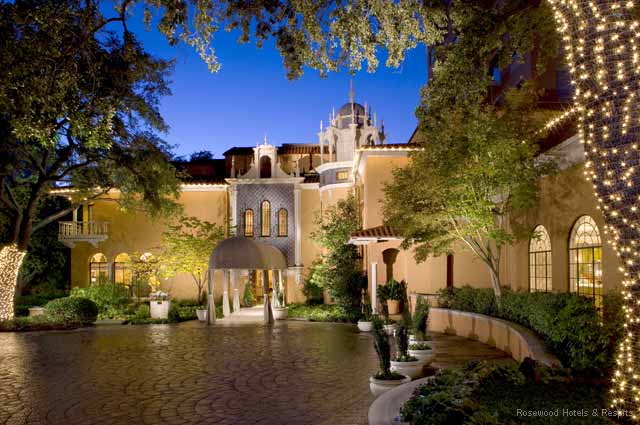 Rosewood Mansion on Turtle Creek - Dallas, TX